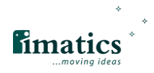 Logo imatics Software GmbH