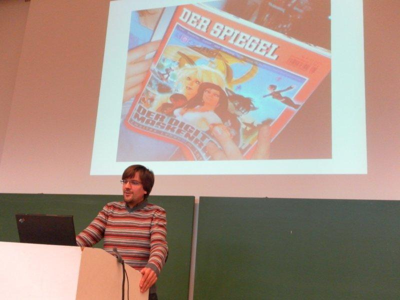 Tobias Neisecke Keynote Jahrestagung informatik 2011